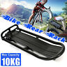 Bicycle Mountain Bike Rear Rack Seat Post Mounted Pannier Luggage Carrier Bag