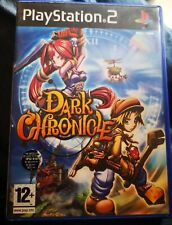Ps2 Game DARK CHRONICLE Complete VGC PAL