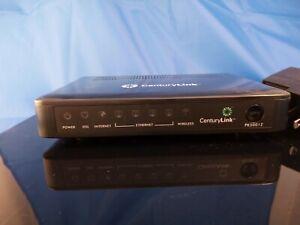 Zyxel model PK5001Z CenturyLink DSL Modem Router 4 ports