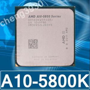 AMD A10-5800K FM2 3.8GHz Series CPU  Processor