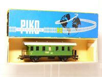 Piko  5/6513-010 H0 Personenwagen Biuv der DR (DDR) mit Plattformen  OVP
