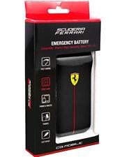 Ferrari PowerBank Noir  Batterie de 2500mAh
