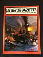 Narrow Gauge and Short Line Gazette January February 1999