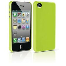 Philips Slim Case Cover Genuine Green Plastic for IPHONE 4 4S
