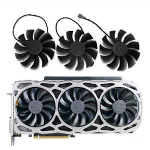 Fan For EVGA GTX1080Ti FTW3 GTX 1080 Ti Black ELITE Graphics Card PLA09215B12HH