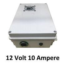 Alimentatore riduttore trasformatore 220 volt 12 volt accendisigari 120 watt