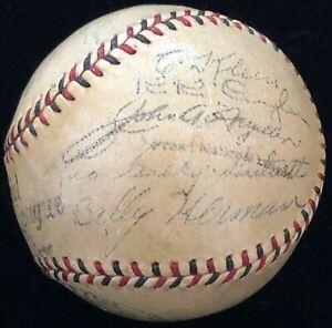 Felix Millan Autographed Official NL Baseball Mets Beckett BAS ...