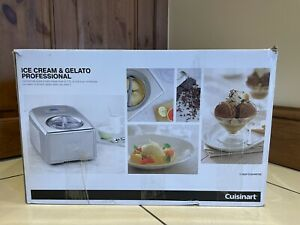 Cuisinart Ice Cream and Gelato Maker | Ice Cream Bucket Only