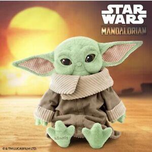NEW IN BOX THE CHILD SCENSTY BUDDY PLUSH MANDALORIAN BABY YODA GROGU SCENT PAK