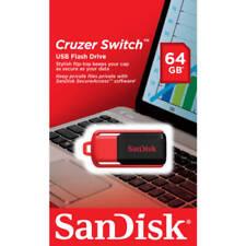 Unidad USB flash de protección de datos/contraseña USB 2.0 para ordenadores y tablets para 64GB