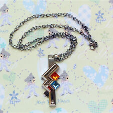 Final Fantasy XIII FF 13 FFXIII Lightning Cosplay Necklace Pendant