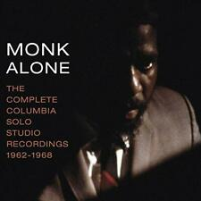 Monk Thelonious-monk Alone Columbia Solo Recordings (2cd) CD