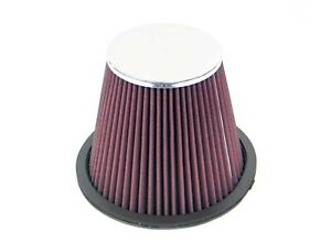 K&N Filters RF-1022 Universal Air Cleaner Assembly Fits Eclipse Laser Talon