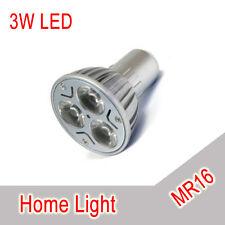 *MR16 3W LED DOWNLIGHTS