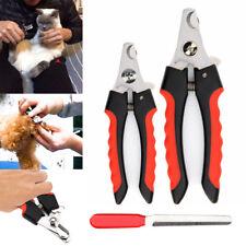 Питомец для ногтей собака кошка коготь кусачки триммер ножницы для стрижки фрезы файла 2 размеров АН