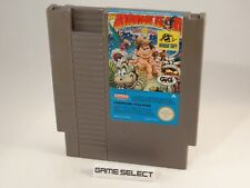 THE ADVENTURE ISLAND PART II TWO 2 NINTENDO NES PAL A ITA ITALIANO GIG ORIGINALE