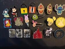 Wholesale lot of Disney Trader Pins 5,10,15,20 you choose the Amount (min 5 plz)
