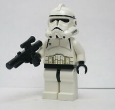 Clone Trooper Phase II 7655 7261 Star Wars Lego Minifigure Figure