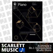 AMEB Piano Series 17 Grade 6 Book *BRAND NEW*