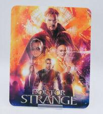 DR Doctor Strange Glossy Fridge / Bluray Steelbook Magnet Cover (NOT LENTICULAR)