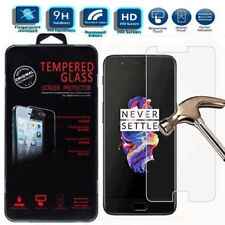 Genuine invisibile vetro temperato HD 9H LCD Touch Screen Protector per OnePlus 5