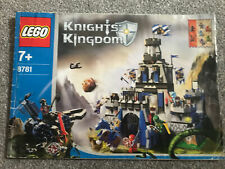 Lego Castle 8781 Knights Kingdom Castle Of Morcia INSTRUCTION MANUAL ONLY