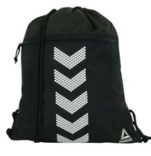 Reebok GYM sack workout shoes bag backpack crossfit fan's Recovery Black NEW