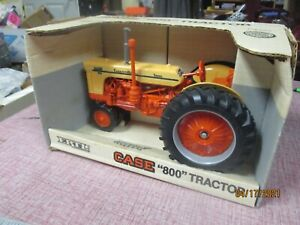 ERTL CASE 800 Diesel Tractor 1/16 Scale Die Cast Model Special Edition 1991