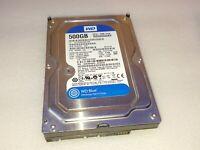 HP Compaq dx7400 - 500GB SATA Hard Drive - Windows XP Home Edition Loaded