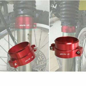 Dirt Bike Fork Dust Cover Gaiter Boot Shock Protecter For SUZUKI DR-Z DRZ 400S/E
