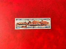 CHILE ANTARCTIC 1987 MNH ARTURO PRAT NAVAL BASE GREENWICH ISLAND PAIR