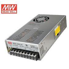 MW 24V 14.55A AC/DC PSU Switching Power Supply Mean Well NES-350-24 350W