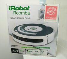 iRobot Roomba 521 Vacuum Cleaning Robot Boxed