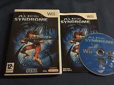 NINTENDO Wii : alien syndrome