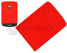 Renault Karte Schlüssel Hülle Clio 4 Scenic Zoe Captur Laguna 3 Koleos ROT