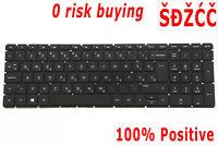 For HP 250 255 G4 G5 15-ac 15-ac102nh 17-y 17-y022nm Keyboard Slovenian Croatian