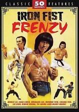 Iron Fist Frenzy: 50 Movies (DVD, 2014, 13-Disc Set) - NEW!!