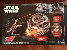 Brand New Air Hogs - Star Wars X-wing vs. Death Star, Rebel Assault - RC Drones
