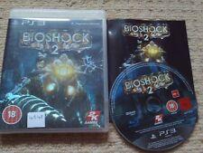 BIOSHOCK 2  - Rare Sony PS3 Game