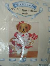 Be My Sweetheart 12 inch Teddy Bear Costume Treasure Toggery #82137 New