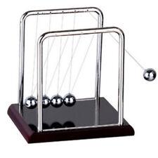 Newton Cradle Steel Balance Ball Physics Science Pendulum Gifts Desk Decor Toy