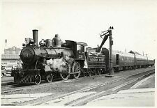 7D381 RP 1960 CP CANADIAN PACIFIC RAILROAD ENGINE #29 ST THERESE PQ CRHA TRIP