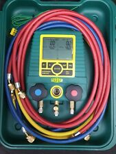 Refco Digimon Gauges. Refrigeration and Air Conditioning