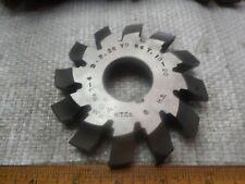 National 3 4dp 35t 54t Involute 20 Deg Pa Hs 12 Gear Cutter