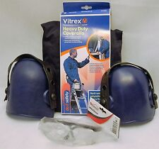 DIY Safety PPE Kit, Overalls Medium, Knee Pads, Safety Googles, Decorating Kit