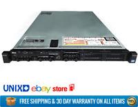 Dell PowerEdge R620 4-Bay Server 2x E5-2640 6-Core 2.5GHz 64GB (8x 8GB) 2x 500GB
