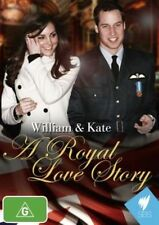 Kate & William: A Royal Love Story - DVD Region All Brand New Free Shipping