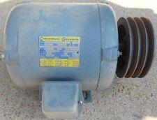 Marathon Electric Model No: 4L213Tdr1244Ccw, Hp: 3, Type: Tdr-De, Phase: 3
