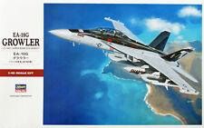 Hasegawa PT52 US Navy EA-18G Growler 1/48 scale kit