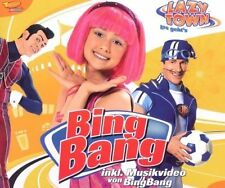 Lazy Town Bing bang (2006) [Maxi-CD]